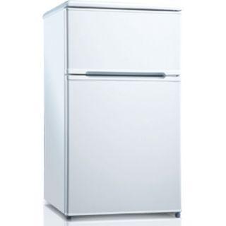 Keystone Compact 2 Door Refrigerator Freezer KSTRC312AW