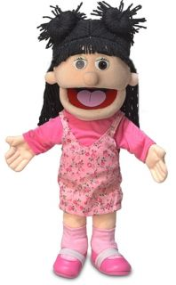 14 Pro Puppets Full Body Hand Puppet Susie