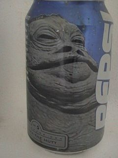 PEPSI Star Wars Episode 1 Un Opened Full JABBA THE HUTT 5 The Phantom