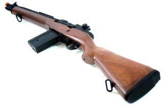 CYMA Full Metal Gearbox M14 SOCOM AEG Rifle   Wood   Enhanced 2011