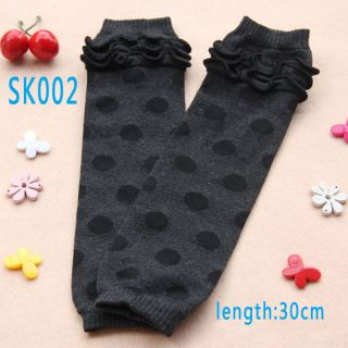 Cute Baby Unisex Boy Girl Legging Tights Arm Leg Warmers Socks Kneepad