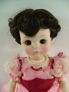 Madame Alexander Frances Cleveland First Lady Doll N R
