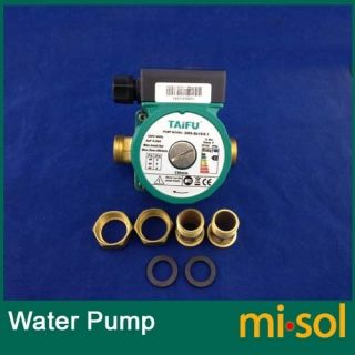 circulation pump for solar water heater or hot water heating system