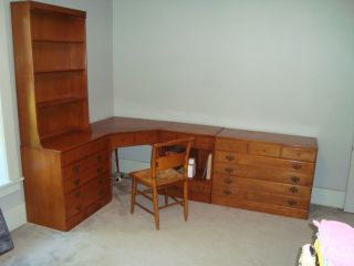 Boys Maple Hardwood Bedroom Furniture Pickup from Home Montclair NJ
