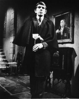 Jonathan Frid as Barnabas Collins in Dark Shadows 24X30 Poster
