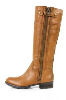 Franco Sarto Womens Patriot Boot Newcamel US 8 5