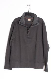 Tommy Bahama Mens Explorer Half Snap Mock Neck Fleece Pullover Zip
