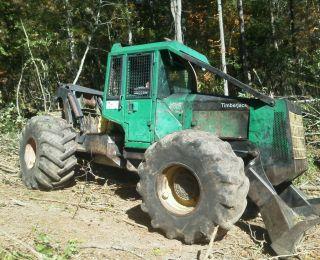 Timberjack Skidder 450C