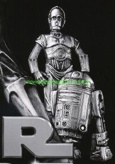 Star Wars Movie Poster Trilogy 2004 Original Video One Sheet First