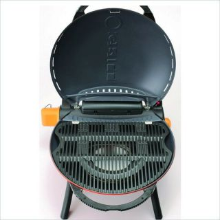 New Iroda O Grill 3000 Portable Propane Gas Grill Black