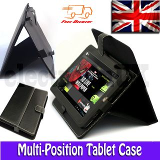 Angle Tablet Case Folio Book Cover Stand Tablet PC ePad