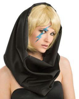 Womens Lady Gaga Tuxedo Sexy Costume