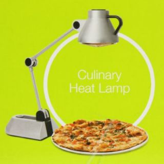 Kitchen Culinary Food Heating Lamp Ceramic Folding Party Food Meal Hot