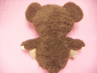 Classical Cute Charmy Bear Big Plush Japan Amusement Game Toy Doll
