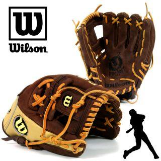 Wilson Sports Pro Soft Yak Series Baseball Glove 11 5 Right Hand
