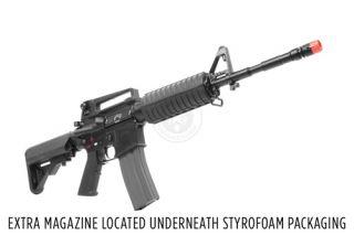 Full Metal GC16 M4A1 Carbine High Performance Airsoft Electric Gun