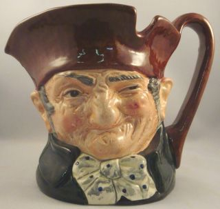 "Royal Doulton 5 5"" Old Charley Toby Jug"