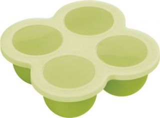 Kitchen Craft Silicone Baby Food Freezer Pods Storage Containers