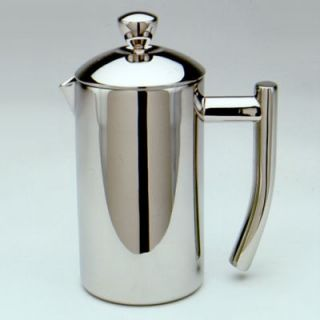 Frieling Stainless Steel French Press Coffee Maker 2Cup