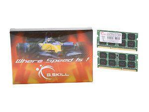 Skill 8GB 2X4GB DDR3 204 Pin 1333MHZ PC3 10666 Laptop Notebook Dual
