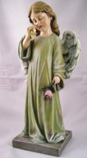 Weeping Angel Garden Memorial Statue Sympathy Tribute