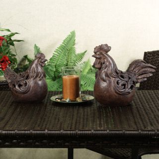 French Country Tuscan Decor Kitchen Rooster Hen