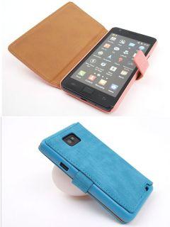 Samsung i9100 Galaxy S2 II Phone Codi Diary Case Cover
