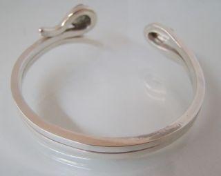 Stefano Gallucci Garnet Cyros Double Bar Bracelet