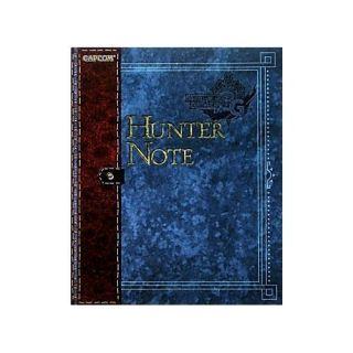 Game Guide Book Monster Hunter 3G Hunter Note