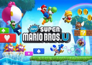 like new super mario bros u for the nintendo wii u game is only play