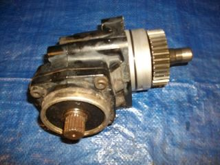 HONDA FOURTRAX FOREMAN TRX350 4X4 1986 MIDDLE DRIVE GEAR OUTPUT