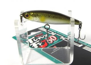 tiny fry 50sp suspend minnow lure ayu 761 maker jackall model tiny fry