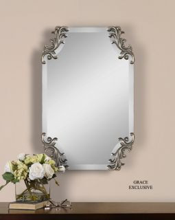 andretta frameless decorative wall mirror