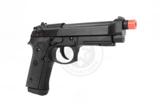 M9 M92 SR92 Vertec GBB Semi Auto Gas Blowback Airsoft Pistol