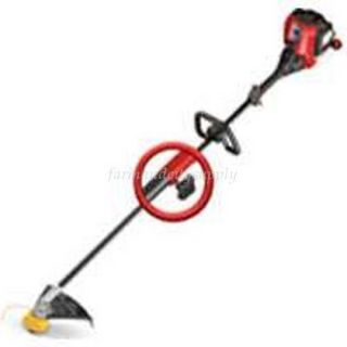 MTD Southwest Troy Bilt TB575EC Straight Shaft Gas Trimmer 4 Cycle 17