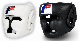 Fighting Sports® Pro Full Training Headgear Boxing Muay Thai MMA