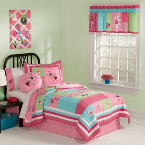 Gardners Friend 3pc Full Queen Quilt Set with 2 Shams