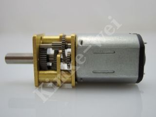 Swap a faulty gear box motor for this brand new, high quality 3V