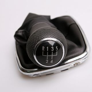 shifter Gear shift knob cover for 99 05 VW GOLF GTI 99 04 MK4 JETTA