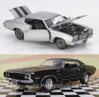 Franklin Mint 1970 Chevrolet Chevelle SS 1 24 G350