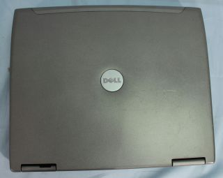 Dell Latitude D610 Pentium M 1 73GHz 1GB 60GB DVD Combo Wireless XP