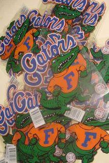 Florida Gators uf Window Cling Sticker Gainesville University