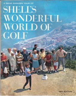 Gene Sarazen Tour of Shells Wonderful World of Golf