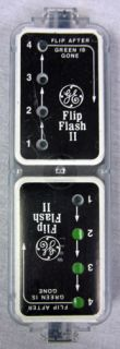 GE General Electric Flish Flash II   Portable FlipFlash Two for