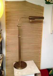Mid Century Modern Frederick Cooper Pharmacy Floor Reading Lamp