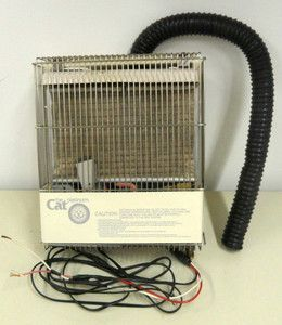 THE PLATINUM CAT PROPANE VENTED GAS HEATER 3000 BTU FOR RV BOAT PARTS