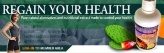Nopal Extract Juice 30X Stronger 300X than Nopalea, Review, Compare B4