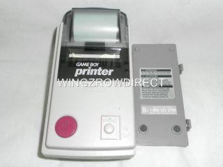 Game Boy Printer Nintendo Game Boy Nintendo Still Has Paper Tested