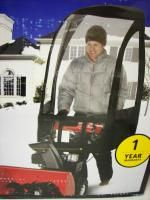 New Classic Accessories Snow Thrower Blower Cab Fits Most Two Stage