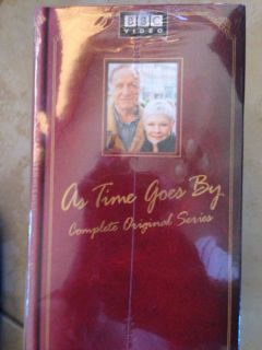 As Time Goes by Complete Original Series DVD 2005 11 Disc Set